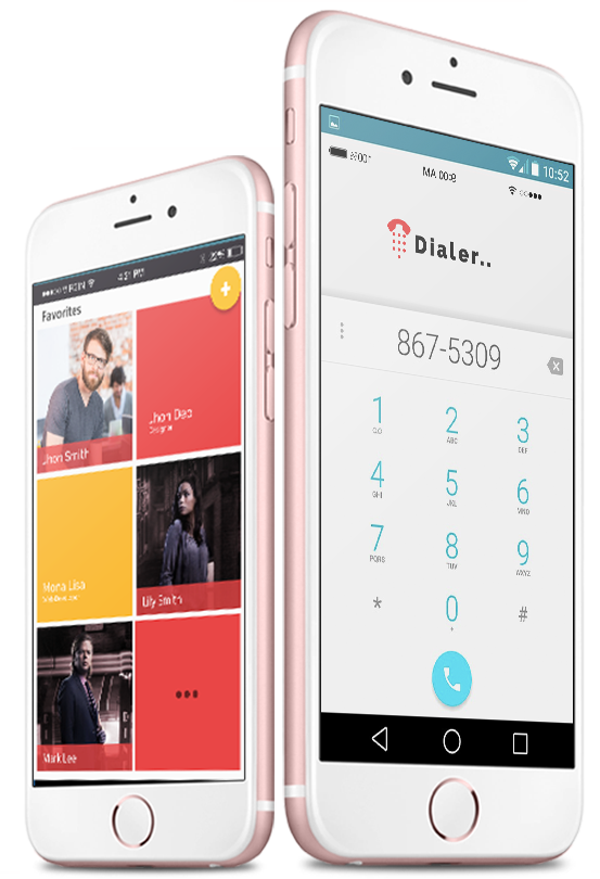 android dialer