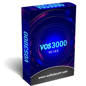 Vos3000 Version v2.1.6.0