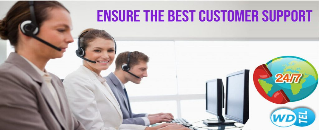 VOIP Customer Support