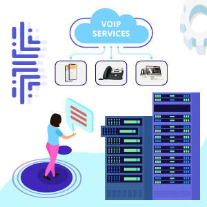 Hosted VoIP SoftSwitch