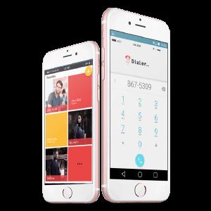 iOS Dialer